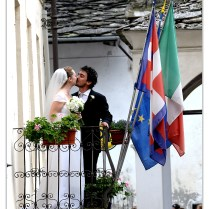 si sposa il sindaco
