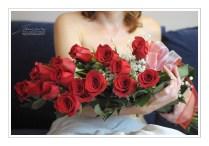 le rose dello sposo
