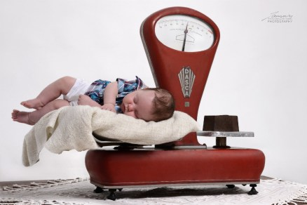 Questo bimbo ha il sonno leggero