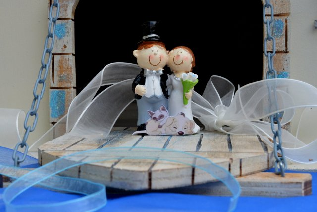 "Allestimento ""Tableau du mariage"". W gli sposi!!"