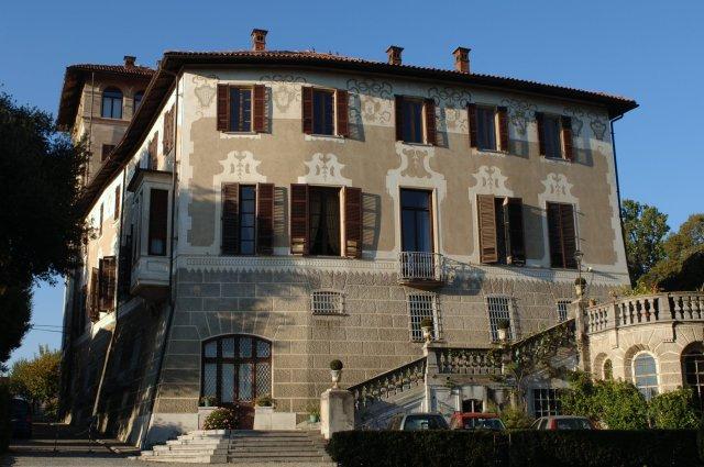 Castello di Mercenasco (To), detto anche castello Benso - #castellobenso #castellodimercenasco