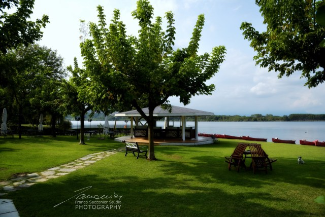 La Caletta del Canavese, si affaccia sull'incantevole lago di Candia. #calettadelcanavese #lagodicandia