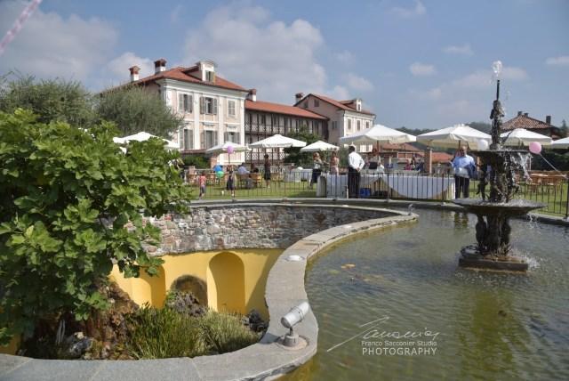 Villa merlin a Bairo, una location per matrimoni, ed altre feste, nel cuore del #canavese #villamerlin