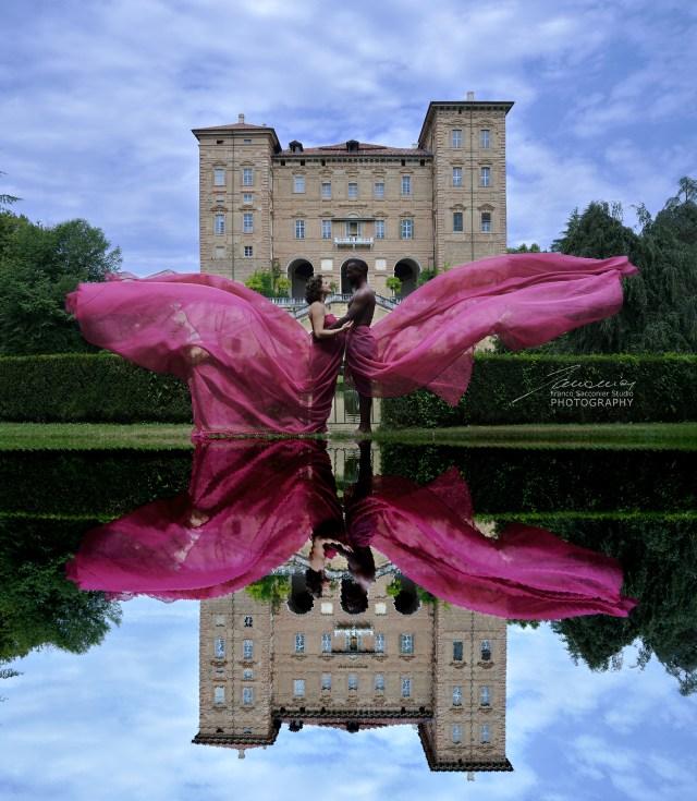 nel parco del castello di Agliè #castelloducale