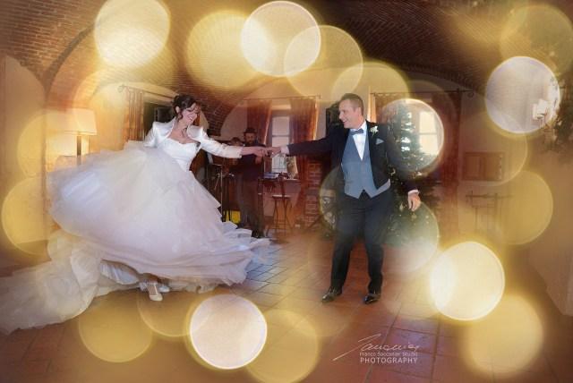 Ballando con gioia e luci di natale #romantichoteltorino