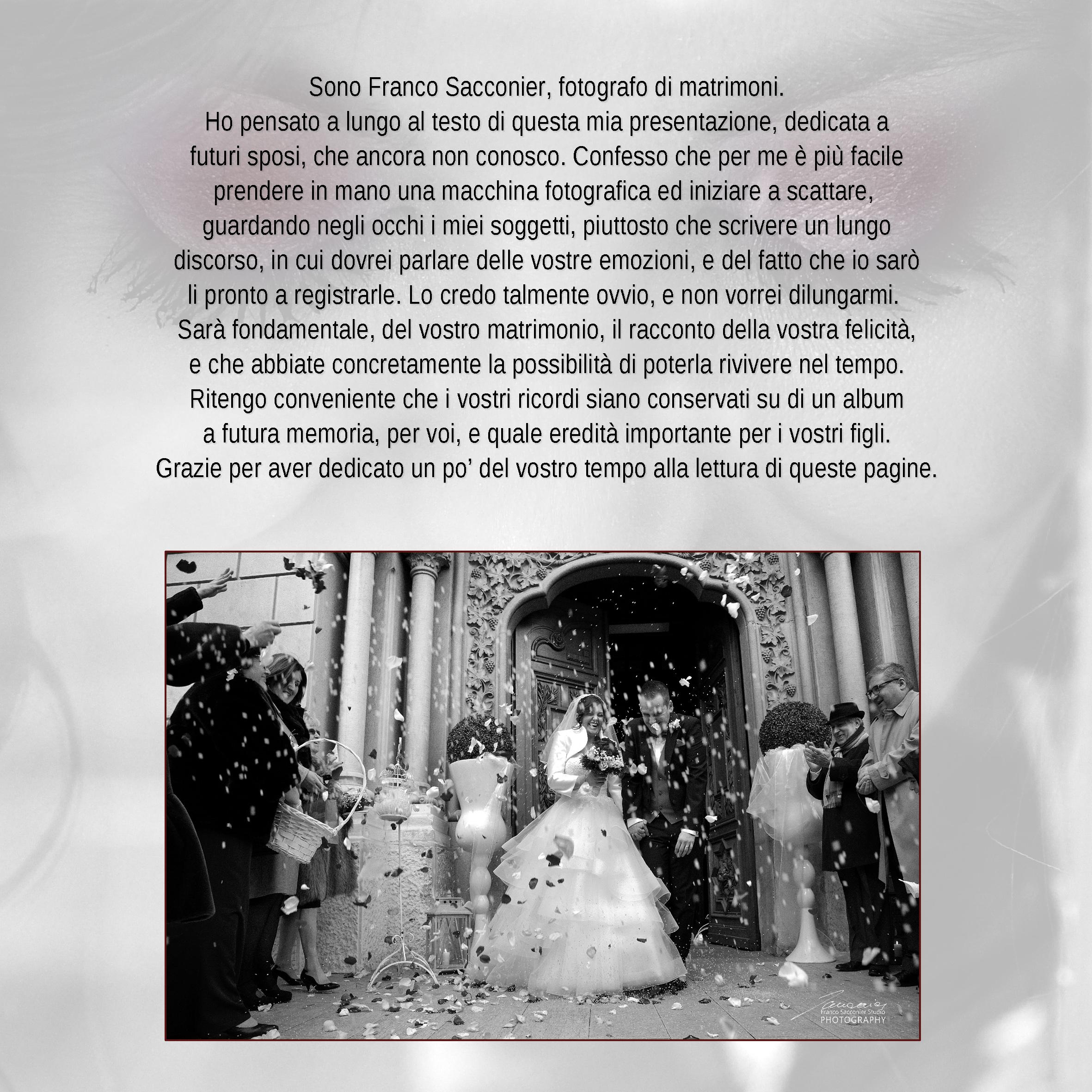 Chi sono, perche faccio questo lavoro. #fotografodimatrimoni #weddingphotographer