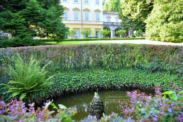 Villa Malfatti, San Giorgio (To), la facciata. e il parco. Nel cuore del Canavese Una location incantata per il vostro matrimonio. #villamalfatti