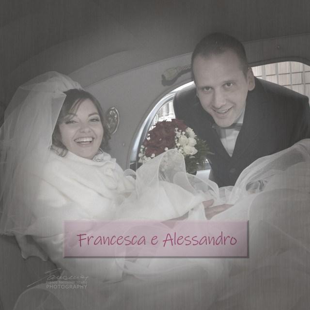 Il matrimonio di Francesca e Alessandro