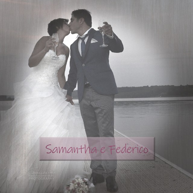 Il Matrimonio di Samantha e Federico. #weddingday