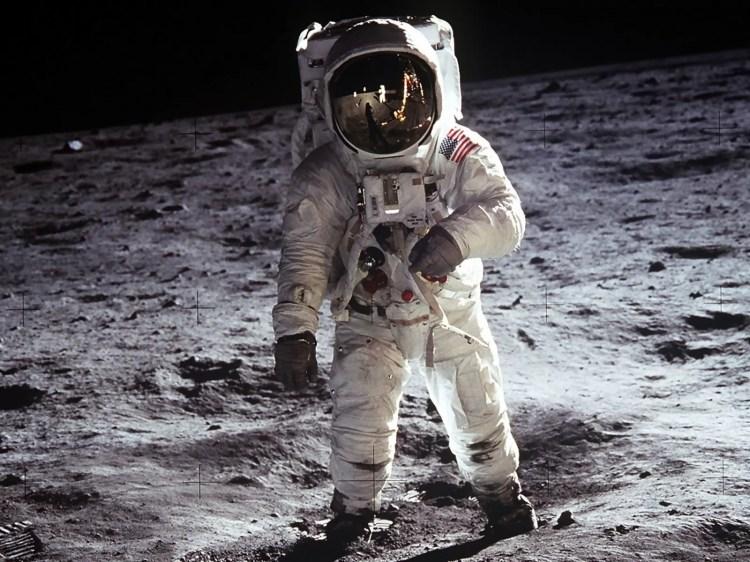 El hombre en la Luna - Neil Armstrong - 1969