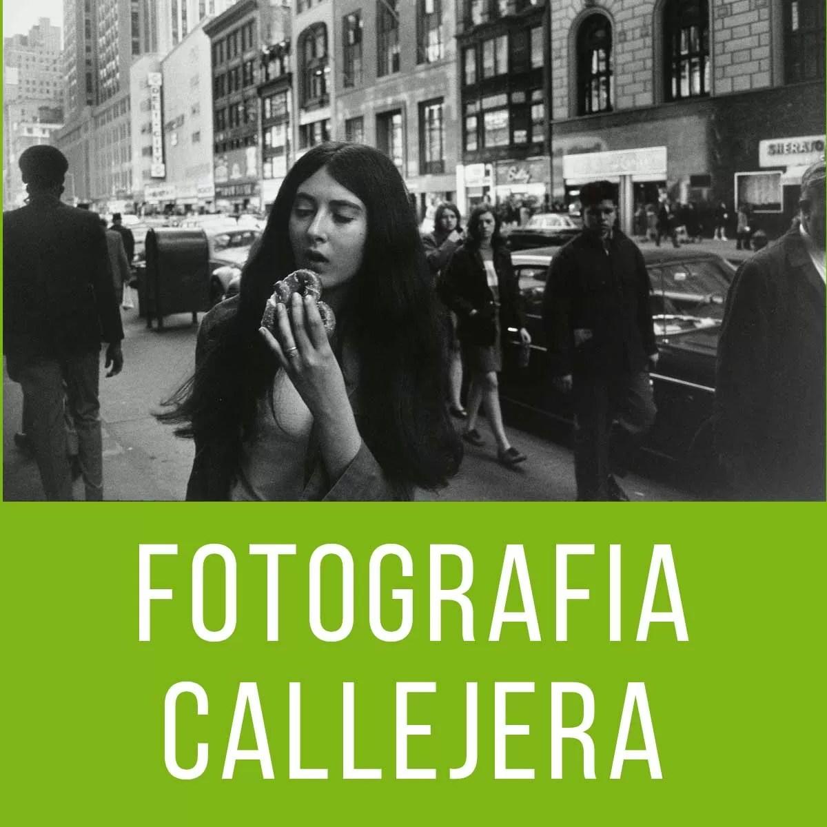 La fotografia callejera