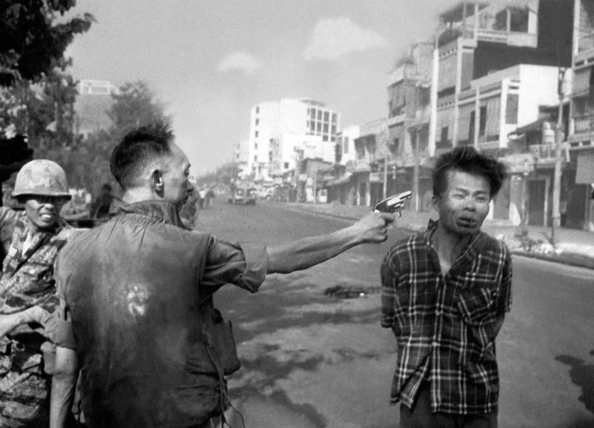 Vietnamita asesinado a sangre fría - Eddie Adams - 1968
