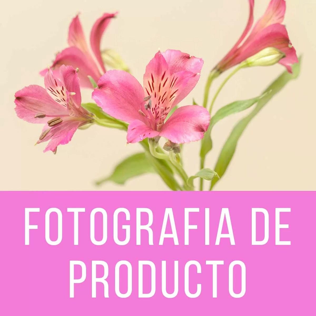 La fotografia de producto