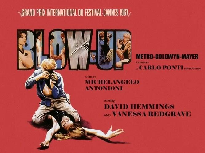 Blow Up de Antonionio