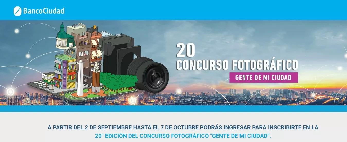 20 CONCURSO GENTE DE MI CIUDAD 2019