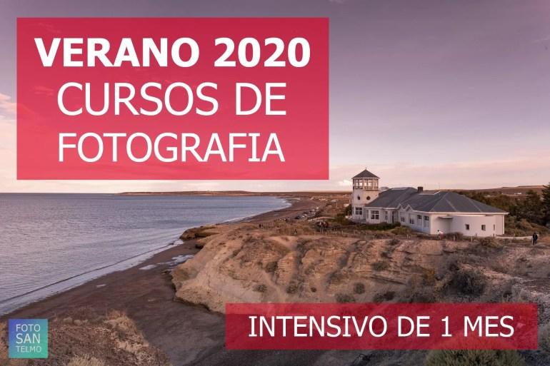 CURSO DE FOTOGRAGFIA VERANO 2020