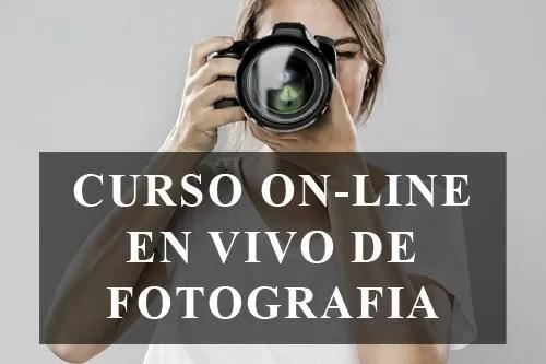 CURSO ONLINE DE FOTOGRAFIA 2