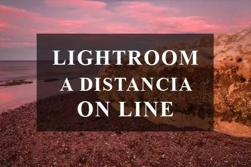 CURSO DE LIGHTROOM ONLINE