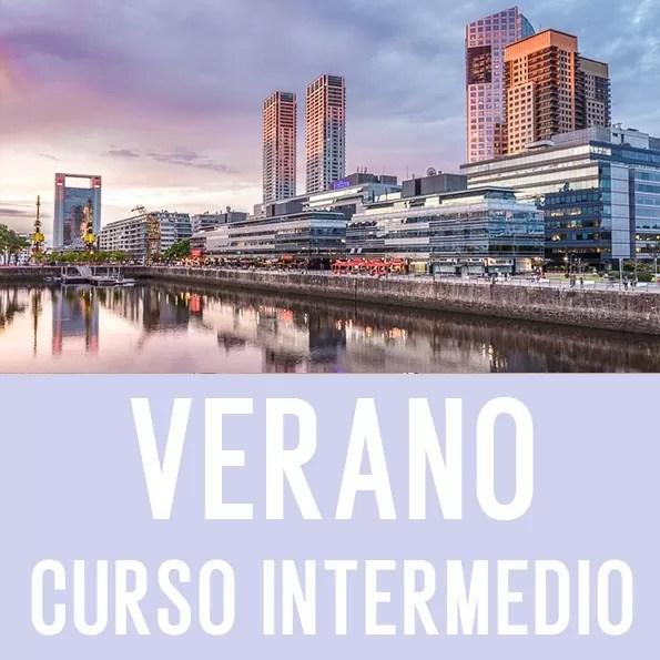 Curso Intermedio de Fotografia en Verano