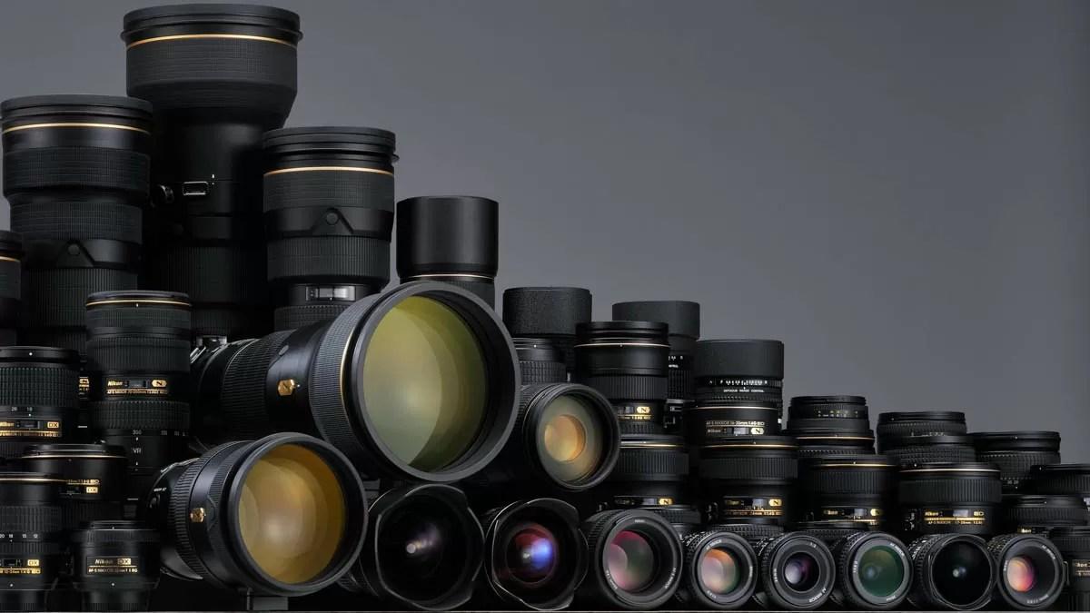 Las mejores lentes fotograficas