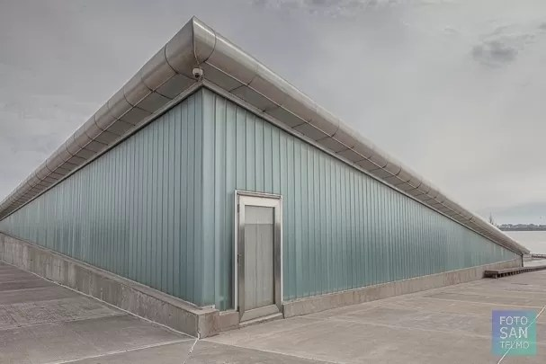 Arquitectura del Parque de la Memoria