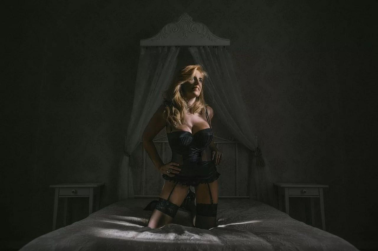 Book fotos sexy - sesión fotos Boudoir Barna