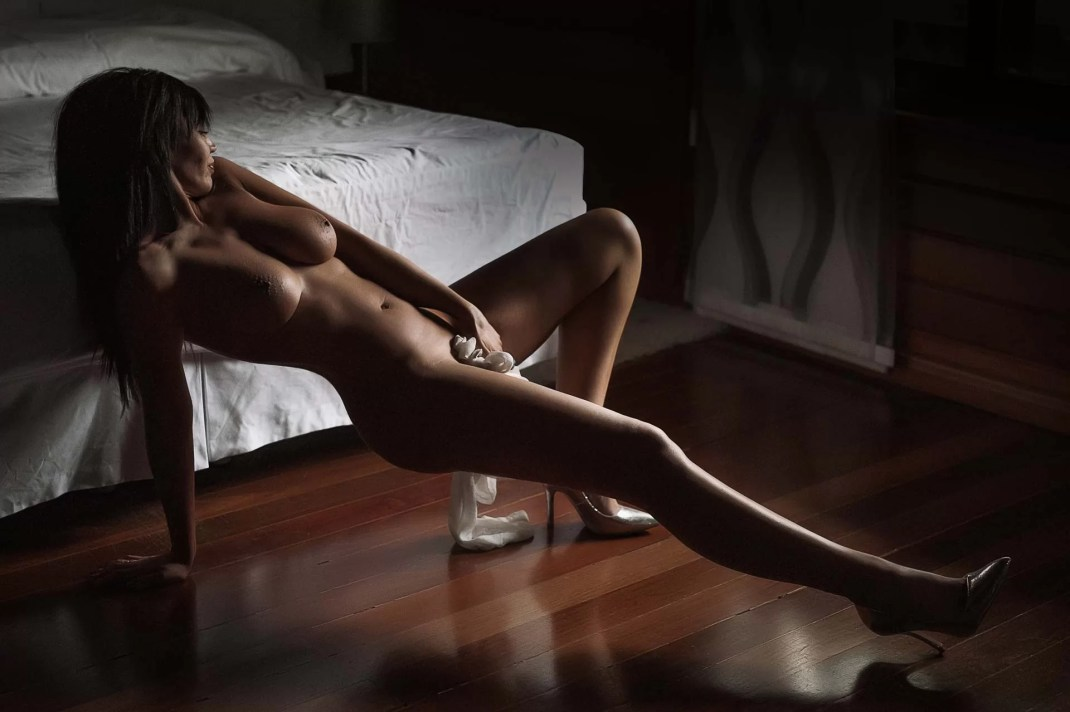 Sesion Fotos sensuales estilo Boudoir Sexi
