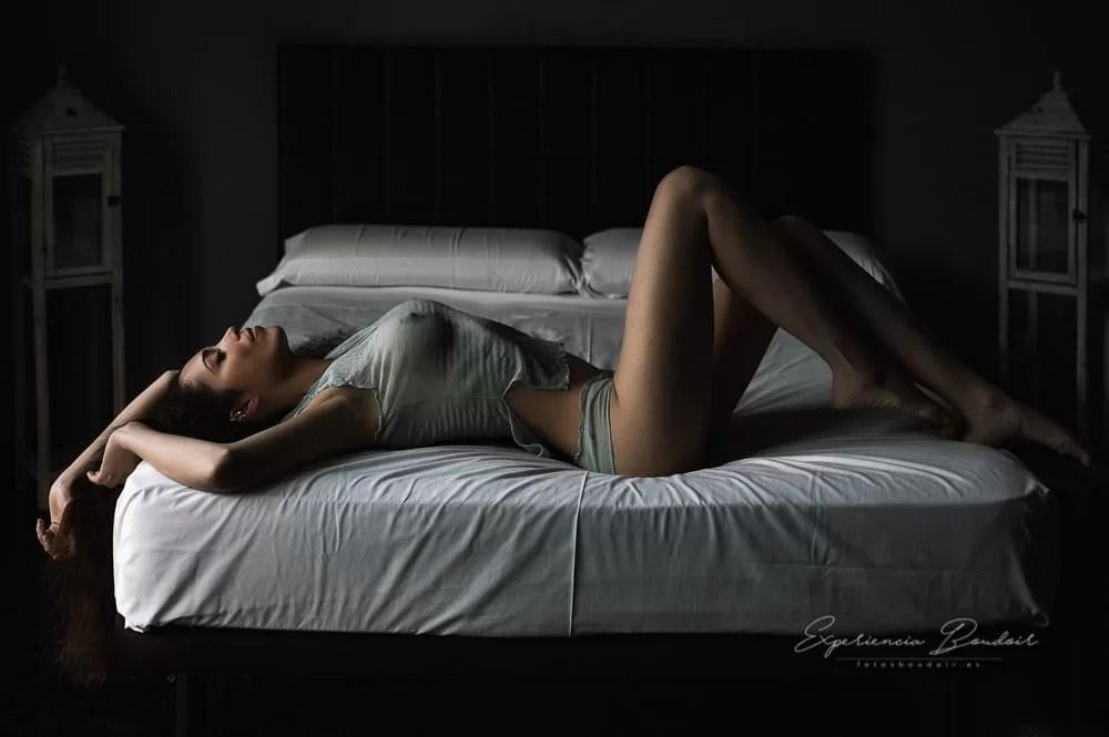 fotos estilo boudoir