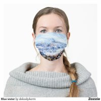 New facemask designs in my Zazzle-ondemand-merchandise store  www.zazzle.com/dekosbykarin