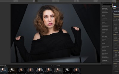 Bildbearbeitung mit Luminar