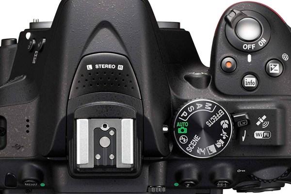 Kamerabedienung: kompakt