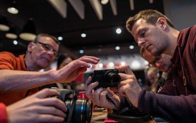 Ich möchte fotografieren lernen!