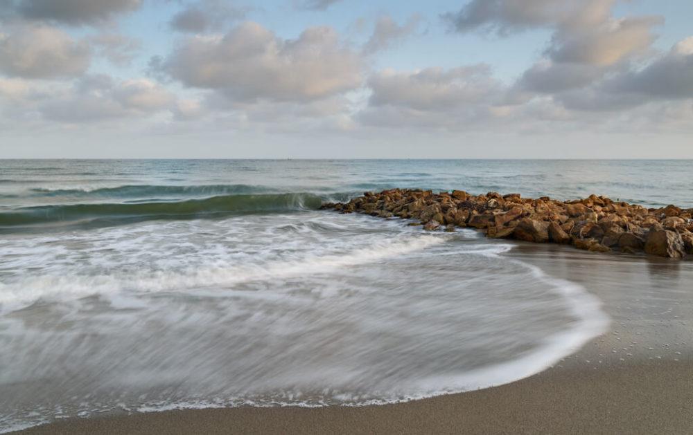 playas marinas y rocas