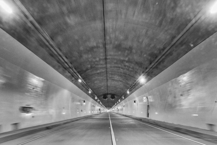 Túnel sinifaná Pacifico 2