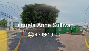 Escuela Anne Sullivan 2020