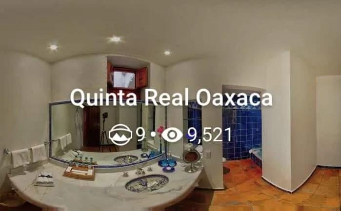 Quinta Real Oxaca 2020