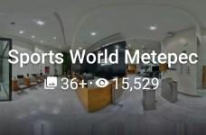 Sport World Metepec 2020