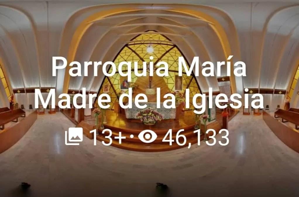 Parroquia María Madre de la Iglesia 2020