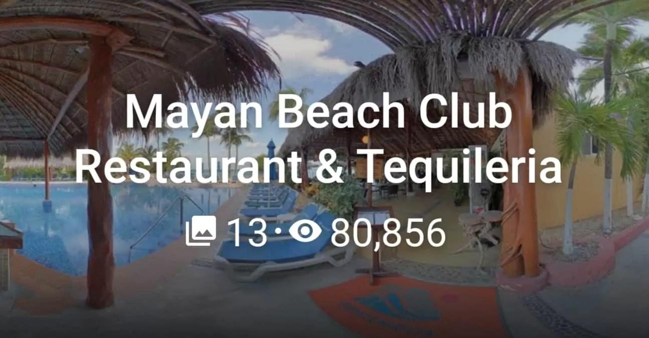 Mayan Beach Club Restaurant & Tequila 2020