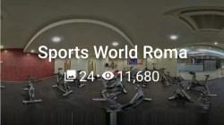 Sports World Roma Mayo 2020