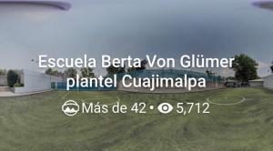 Escuela Berta Von Glumer Plantel Cuajimalpa