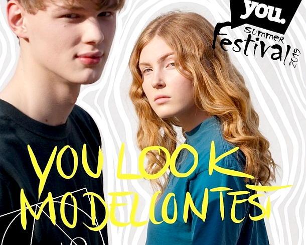 Die Bewerbungsphase für den YOU LOOK Modelcontest
