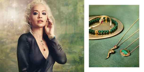 Rita Ora,Fashion,Beauty,,THOMAS SABO