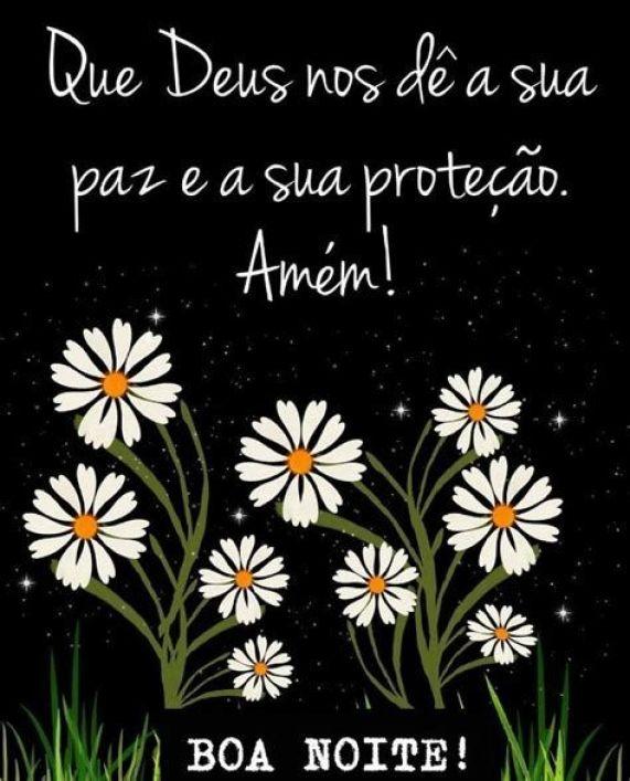 Boa noite a todos deixa Deus ser o seu melhor amigo