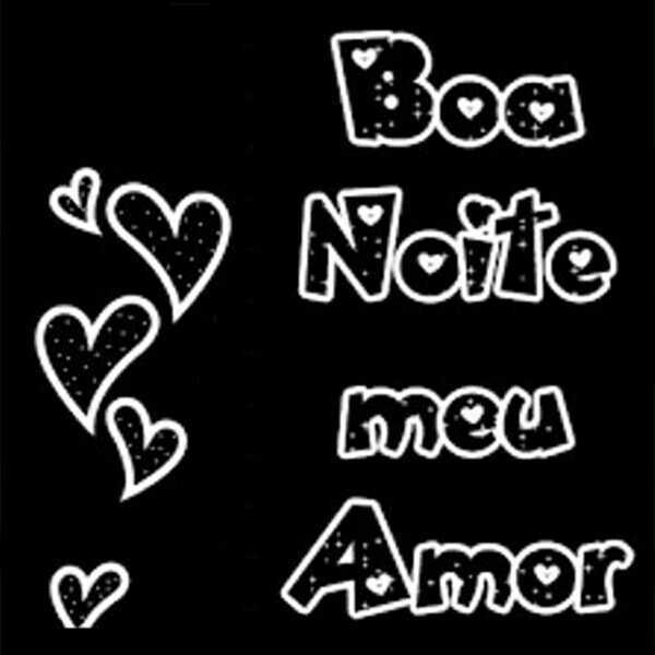 boa noite amor eu te amo