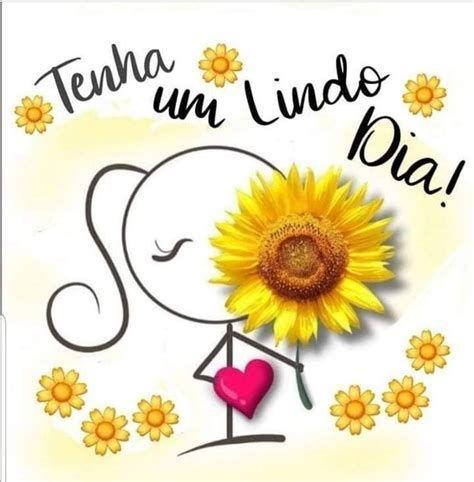 Lindo dia para você