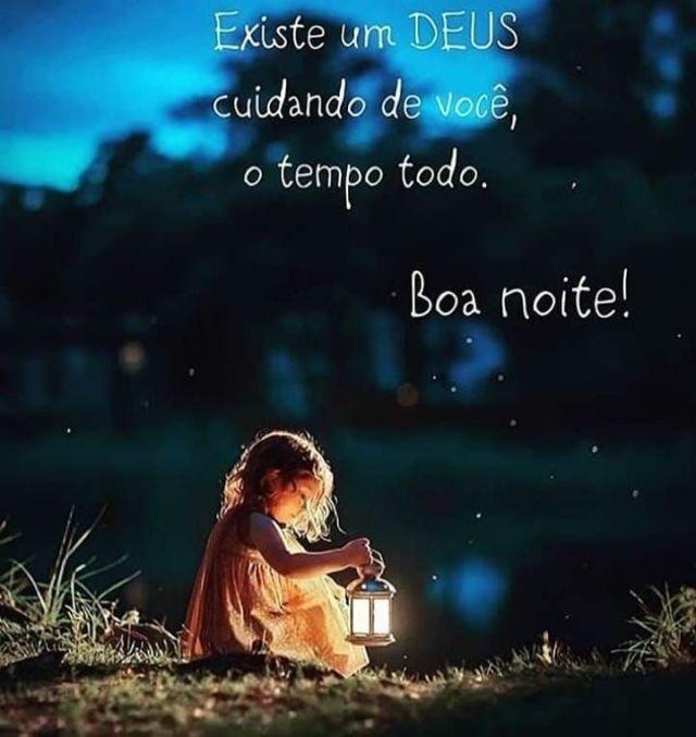 Boa noite de Deus para a sua vida