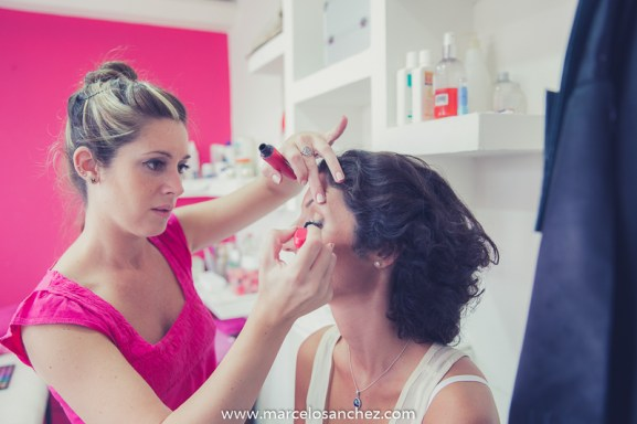 Maquillaje Peluqueria Alessi Miguel Angel para novias