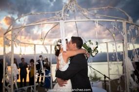 glorieta de boda en un casamiento en punta tabasco san juan