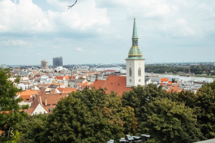 Things to do in Bratislava in an Afternoon - St Martins Church 03